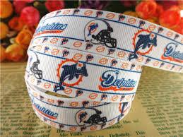football ribbon wq15090522 7 8 22mm 5 yards sports printed grosgrain ribbons