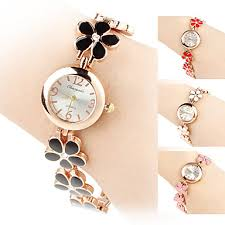 pink bracelet watches images Red brown pink white black quartz bracelet watch usd 33 19 jpg