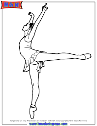 ballerina dancing coloring u0026 coloring pages
