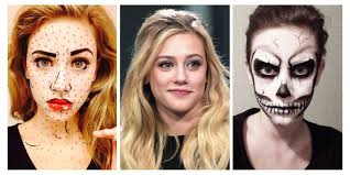 special effects makeup for beginners lili reinhart is a low key special effects makeup pro www begds
