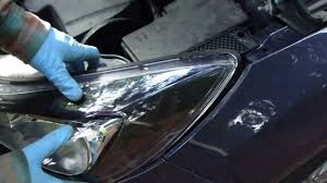 how to change headlight ford focus years 2011 2014 youtube