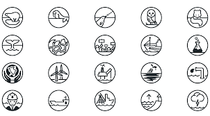 an interactive style guide for greenpeace u0027s arctic campaign