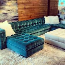 Blue Velvet Sectional Sofa Great Velvet Sectional Sofa 96 On Modern Inspiration With Inside