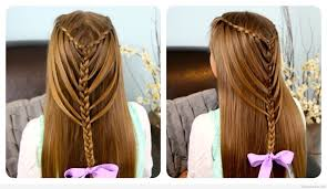 simple hairstyle for long hair cute and easy hairstyles youtube