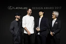 logo lexus editores pixel by hiroto yoshizoe wins the lexus design award 2017
