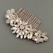 bridal hair comb bridal hair comb ebay