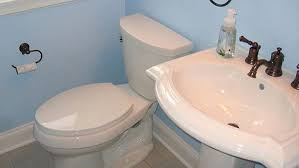 Small Pedestal Bathroom Sinks How To Install A Pedestal Sink Angie U0027s List