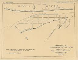 Zip Code Map Louisville Ky by The Great Flood Of 1937