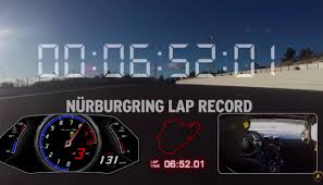 lamborghini huracan speedometer lamborghini huracan performante sets nurburgring lap record video