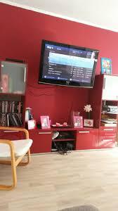 Wohnzimmerschrank Rot Wohnwand Weis Cappuccino Hochglanz Beste Home Design Inspiration