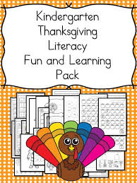 thanksgiving lesson plans for kindergarten books activities