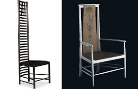 chairs by famous architects designs to sit in