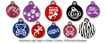 laser engraved dog tags laser engraved pet tags unique aluminum logo tags cat dog tags