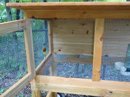 Outdoor Rabbit Hutch Plans Cedar Rabbit Hutch Fine Homebuilding