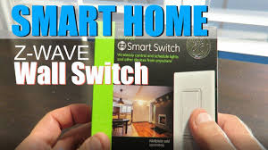 smarthome z wave ge wall switch you this youtube