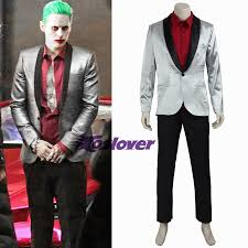 popular joker costume clothing buy cheap joker costume clothing