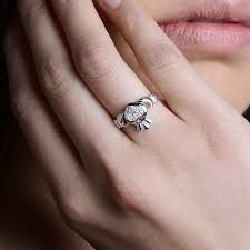claddagh rings claddagh ring sl sl97