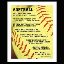 the 25 best softball sayings ideas on softball quotes