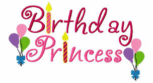 birthday girl princess birthday girl clipart the cliparts
