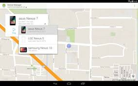android device manager android device manager app launches in play store
