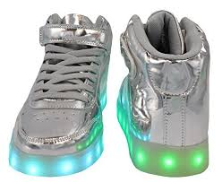 galaxy shoes light up transformania toys galaxy led shoes light up usb charging high top