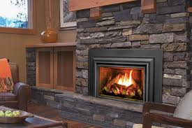 diy gas fireplace insert with blowerfarmhouses u0026 fireplaces