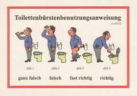 wc sprüche was tun mit kolleginnen die keine wc bürste kennen sonstiges