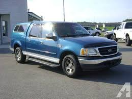 2001 ford f150 supercrew cab 2001 ford f150 xlt supercrew for sale in montpelier ohio