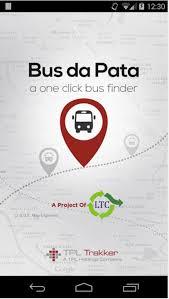 tpl trakker and lahore transport launch u201cbus da pata u201d u2013 a route