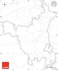 Blank India Map With State Boundaries by Blank Simple Map Of Haryana No Labels