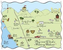 Worlds Of Fun Map by La Map U2013 Laura Hooper Calligraphy