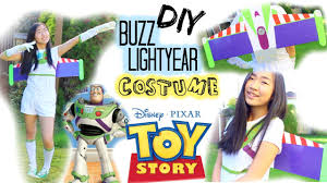 diy buzz lightyear halloween costume youtube