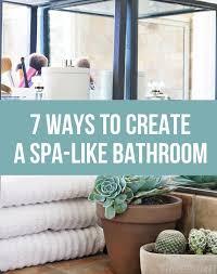 Spa Bathrooms by Best 10 Spa Master Bathroom Ideas On Pinterest Spa Bathroom