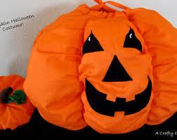 Pumpkin Halloween Costume Baby Pumpkin Costume Etsy