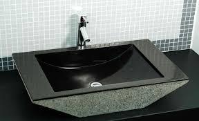bathroom cabinet for vessel sink monfaso above counter