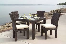 Parsons Dining Chair Lloyd Flanders Contempo Wicker Parson U0027s Dining Chair Wicker Com