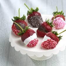 White Chocolate Covered Strawberry Box Strawberry Extra Chocolatey Brownies