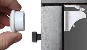 magnetic lock kit for cabinets child proof cabinet locks ebay