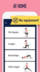 buttocks workout hips legs workout android apps on