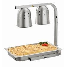 le infrarouge chauffante cuisine pont chauffant infrarouge 2wl550 1 1 gn achat vente tiroir