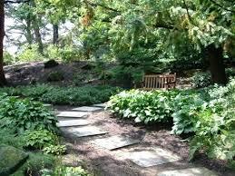 Fruit Tree Garden Layout Tree Garden Plans Brilliant Shady Backyard Landscape Ideas