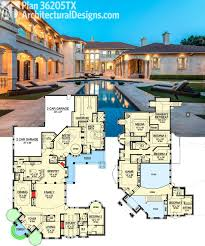 luxury house plans with pictures plan 36205tx two master retreat luxury houses paradise and