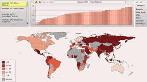Map The World by Hofstede U0027s 5 Cultural Dimensions Visualized On A World Map Youtube