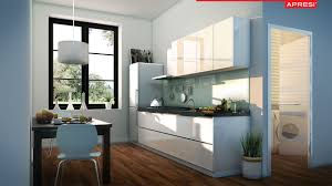 kitchen cabinet system by apresi