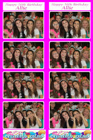 Cheap Photo Booth Rental Birthday Photo Strips Cheap Photo Booth Rental Flash Fun Photo