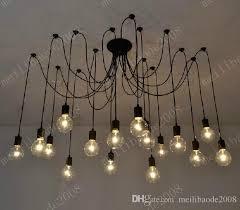 Rh Chandelier Discount 16 Lights Retro Classic Diy Rh Designer Loft American