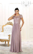 special occasion designer formal evening demure gown plus size
