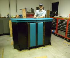how big is a card table diy table projects the card bar functional cardboard furniture idolza