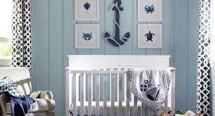 Decorate Nursery How To Decorate A Nautical Nursery Wayfair