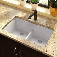 Elkay Classic  X  Double Bowl Kitchen Sink  Reviews Wayfair - Bowl kitchen sink